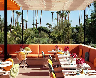 Inspiration for Plush pad palm springs